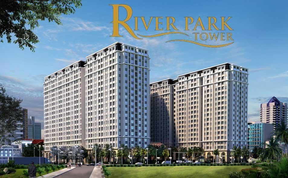 Phối cảnh căn hộ River Park Tower