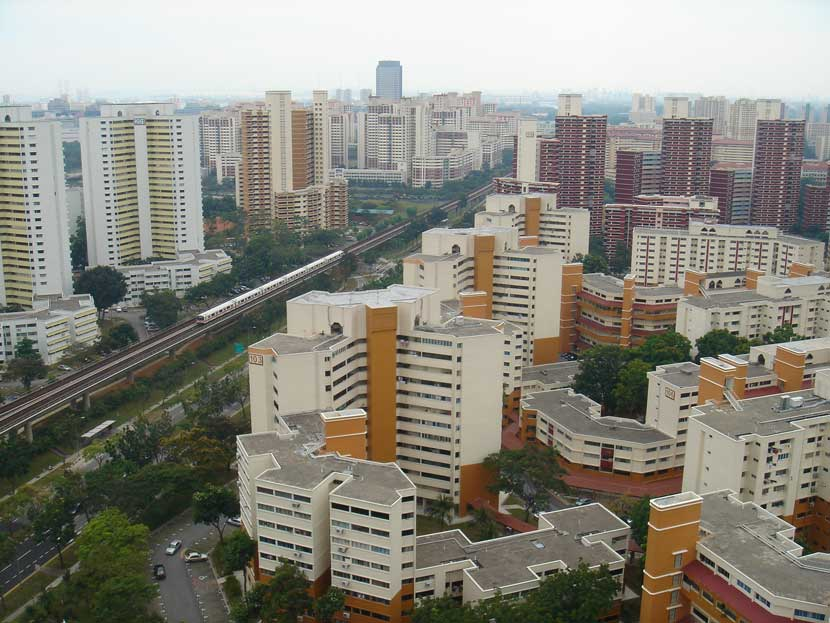 HBD tại Singapore
