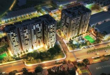 Phối cảnh dự án căn hộ CTL Tower Tham Lương Quận 12