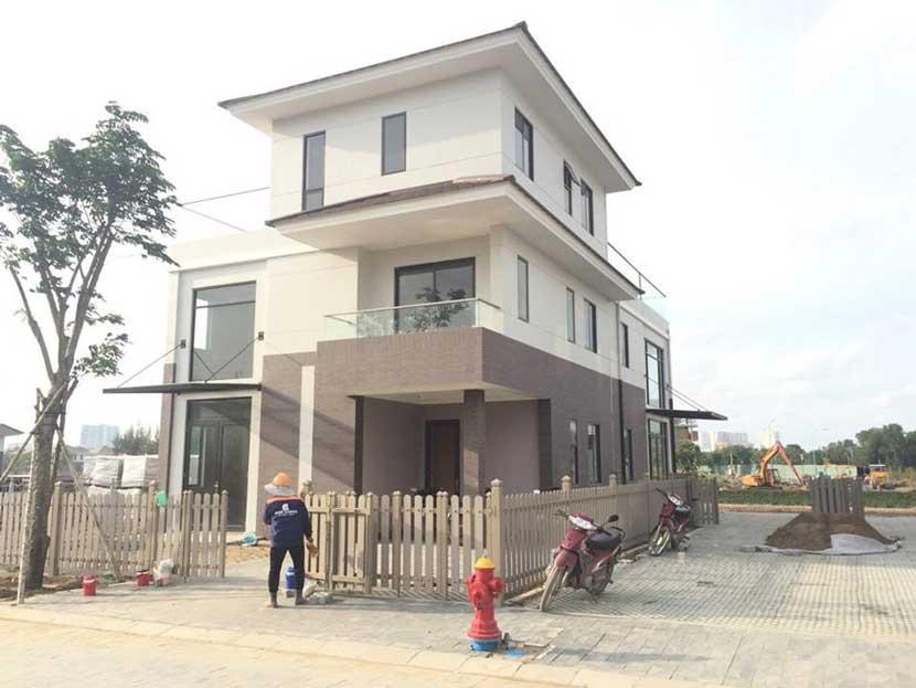 Khu biệt thự Vadora trong dự án Mizuki