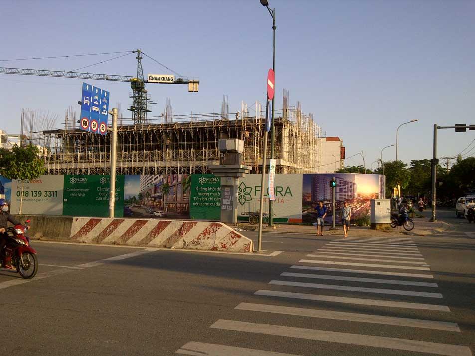 Block B dự án Flora Novia