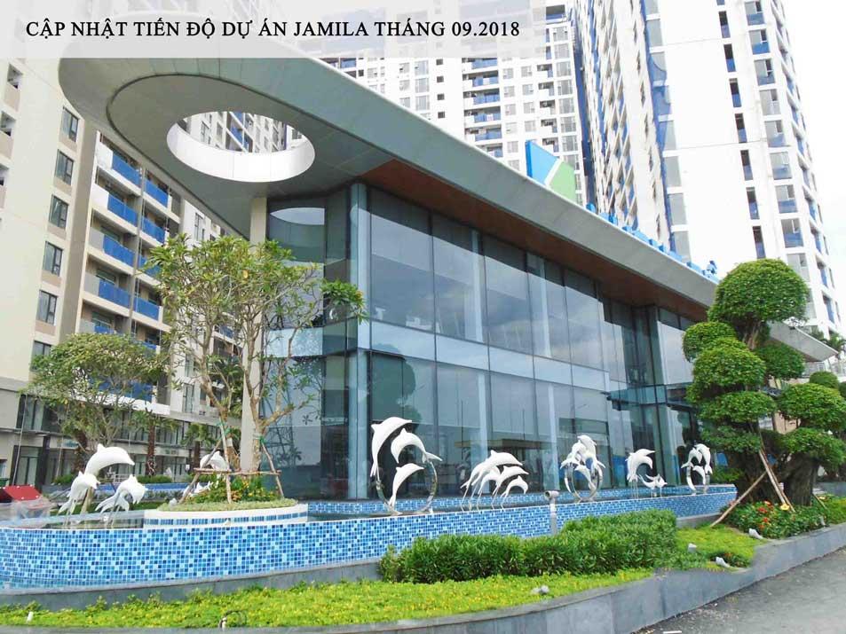Clubhouse Jamila Khang Điền