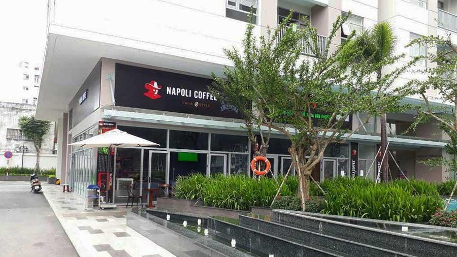 Cafe Napoli LuxCity
