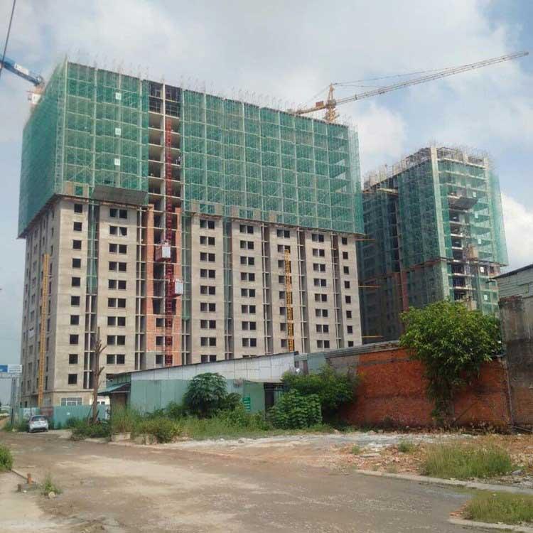 Tiến độ thực tế dự án căn hộ Vĩnh Lộc D'Gold