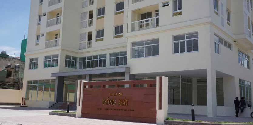 Nhà ở xã hội Chung cư Đông Hải quận 12