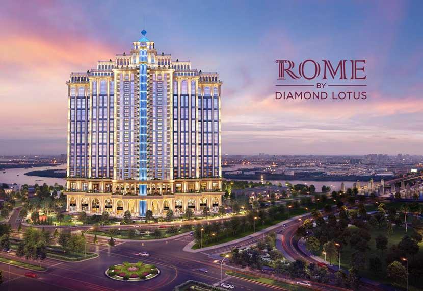Photo of Thông tin dự án Rome Diamond Lotus Quận 2 Phúc Khang