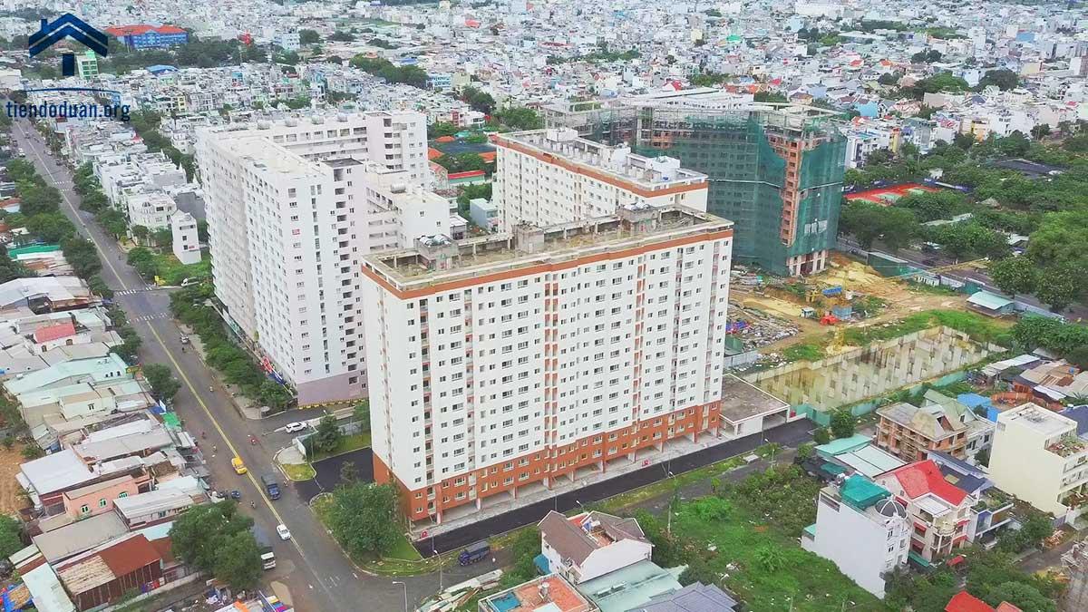Tiến độ dự án Green Town Bình Tân