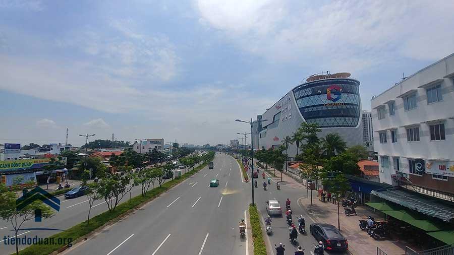Trung tâm thương mại Giga Mall