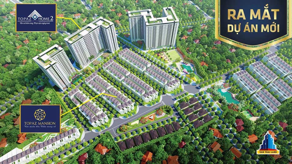 Photo of Thông Tin Chi Tiết Nhà Ở Xã Hội Topaz Home 2 Quận 9