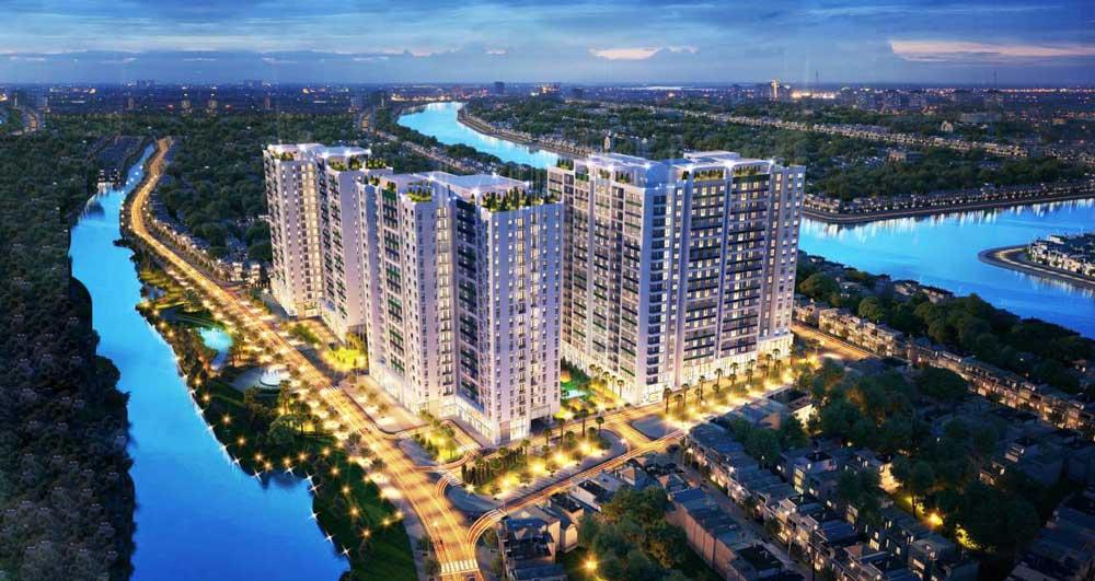 Photo of Thông Tin Dự Án Căn Hộ Hà Đô Green Lane Quận 8