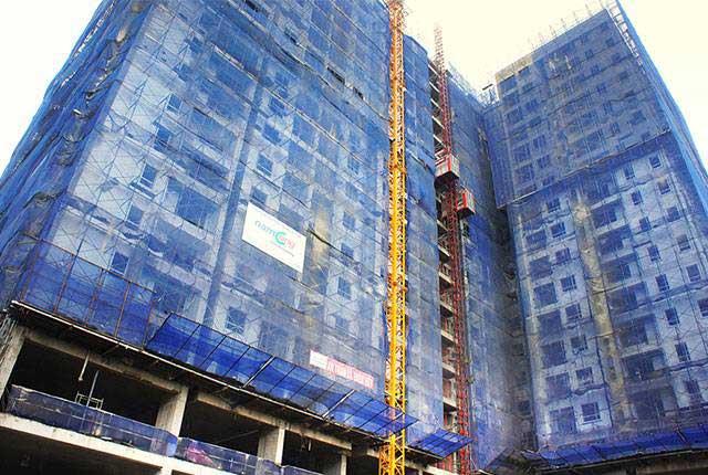 Photo of Tiến độ xây dựng căn hộ Melody Residence tháng 12/2016