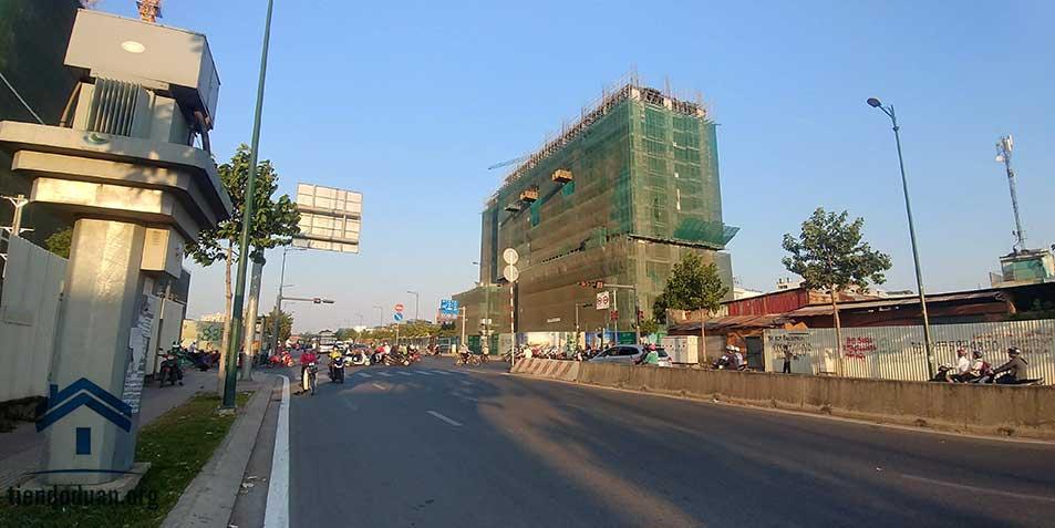 Block B dự án Novia Nam Long