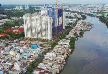 Photo of Tiến Độ Căn Hộ NOXH Green River Quận 8 tháng 08/2020