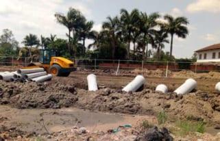 Tiến độ xây dựng dự án Vincty quận 9