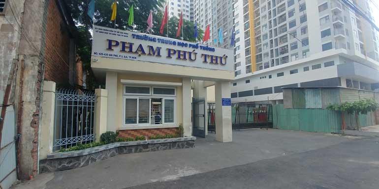 Trường THPT Phạm Phú Thứ Quận 6