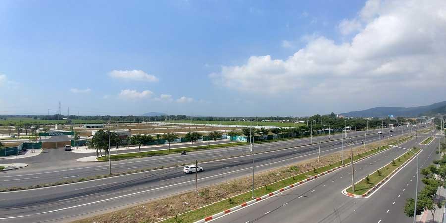 Tiến độ dự án Baria City Gate