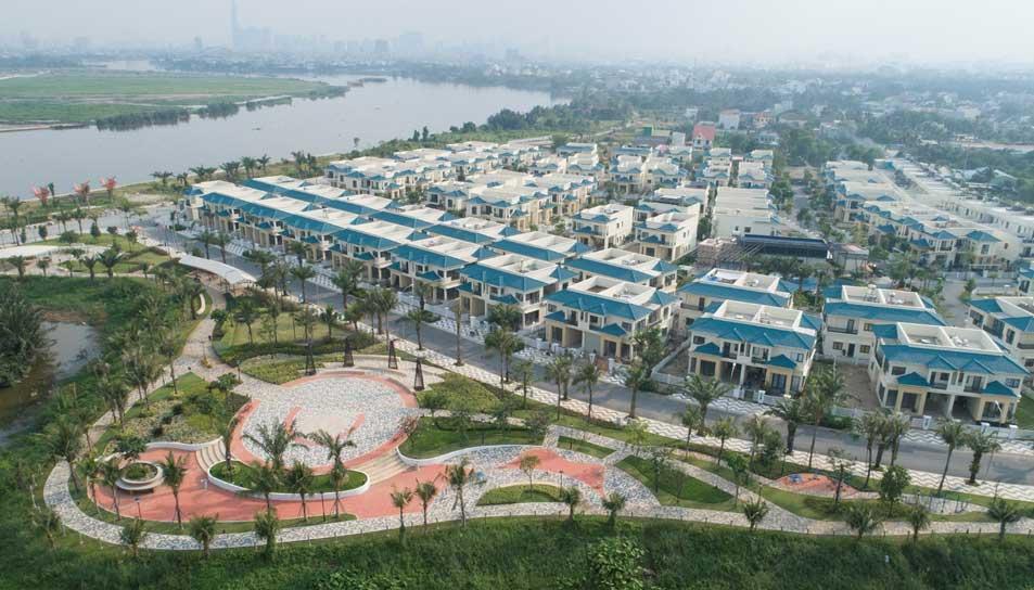 Photo of Hình ảnh khu dân cư Senturia Vườn Lài của Tiến Phước