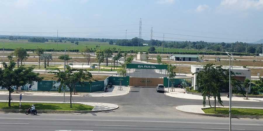 Dự án KDC Baria City Gate