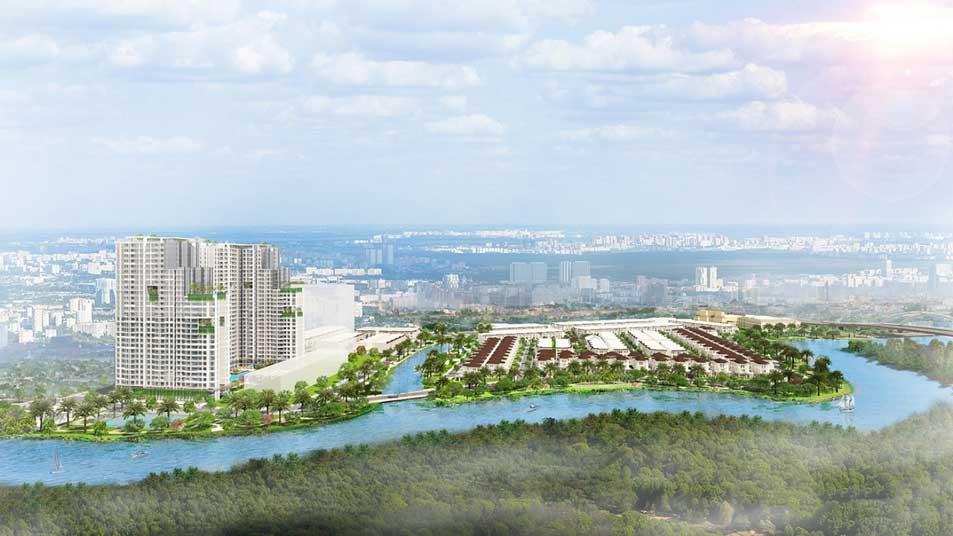 Photo of Phân tích dự án Senturia Nam Sài Gòn của Tiến Phước