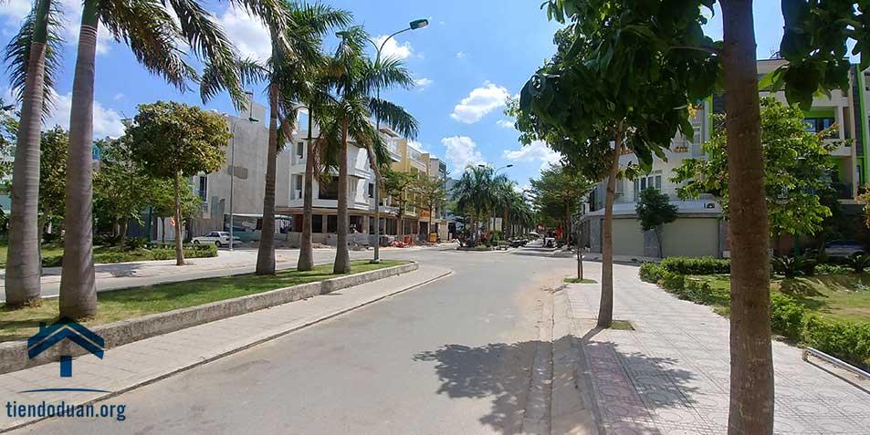 Hình ảnh khu dân cư Hiệp thành City