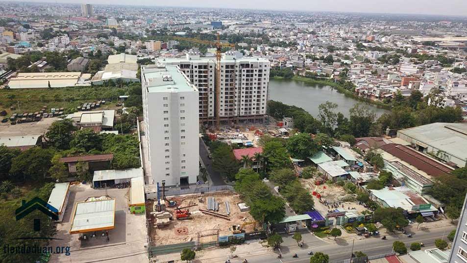 Flycam dự án Hiệp Thành Buildings