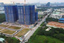 Tiến độ dự án Q7 Saigon Riverside tháng 10/2020