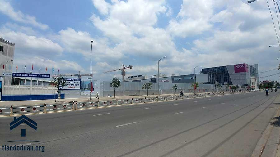 Giao thông đường Tên Lửa