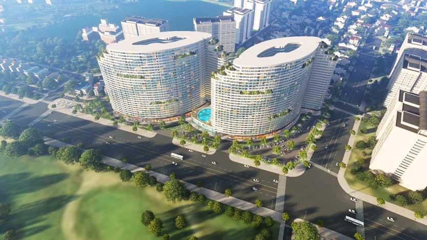 Phối cảnh dự án căn hộ Gateway Vũng Tàu