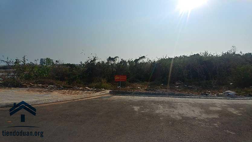 Hình ảnh thực tế công trường dự án Vũng Tàu Regency