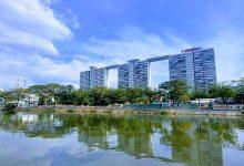 Photo of Hình ảnh dự án căn hộ Diamond Lotus Riverside