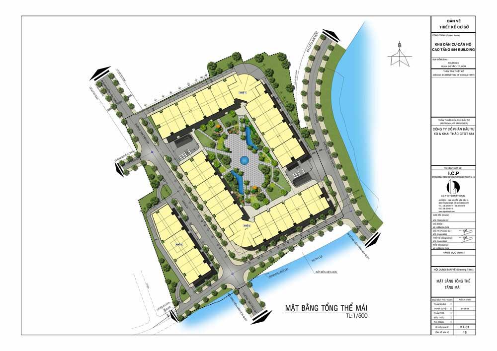 Quy hoạch tổng thể dự án Mường Thanh Gò Gấp