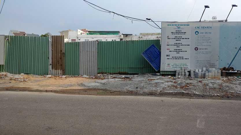 Hình ảnh tiến độ dự án căn hộ Centum Wealth