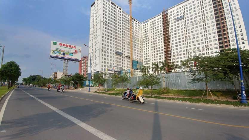Tiến độ căn hộ Saigon Gateway