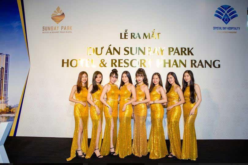 Lễ ra mắt dự án Sunbay Park Hotel