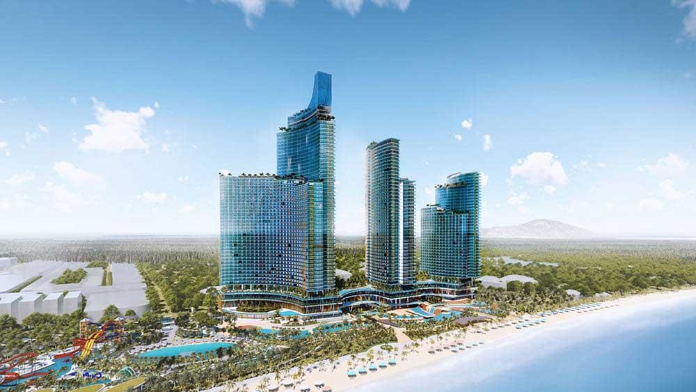 Toàn cảnh dự án Sunbay Park Hotel