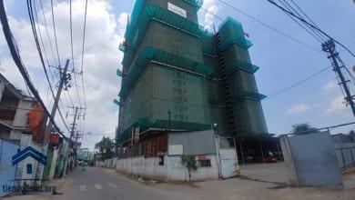 Photo of Cất nóc dự án căn hộ Carillon 7 Tân Phú
