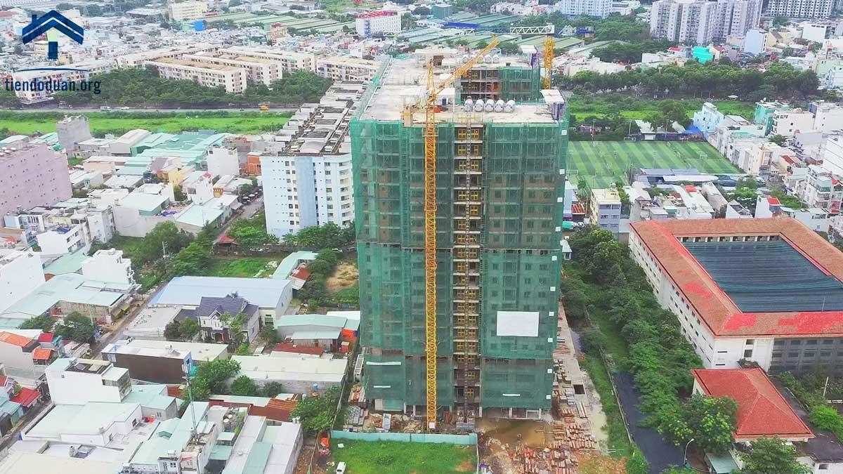 Tiến độ dự án Kingsway Tower