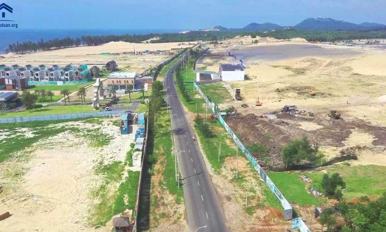 Photo of Tiến độ xây dựng dự án Novaworld Hồ Tràm tháng 08/2020