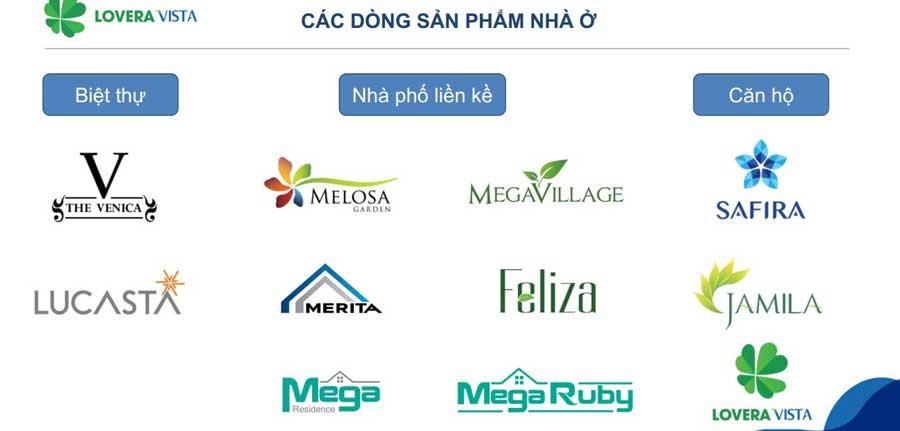 Dự án mà Khang Điền đã thực hiện