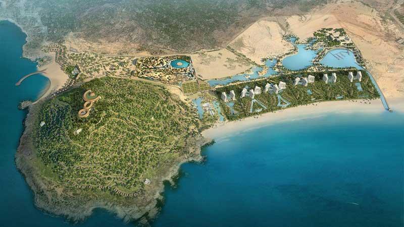 Dự án Mũi Dinh Eco Park Ninh Thuận