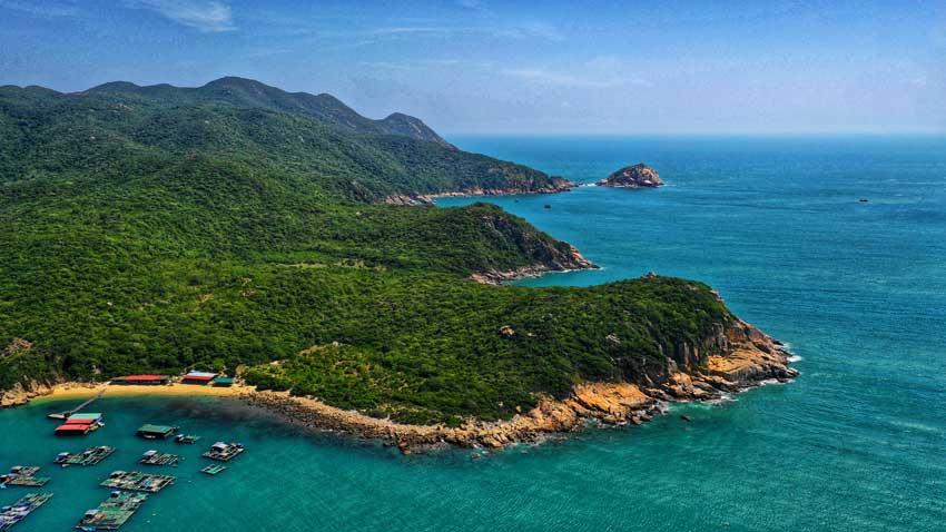 Vịnh Vĩnh Hy - Ninh Chữ