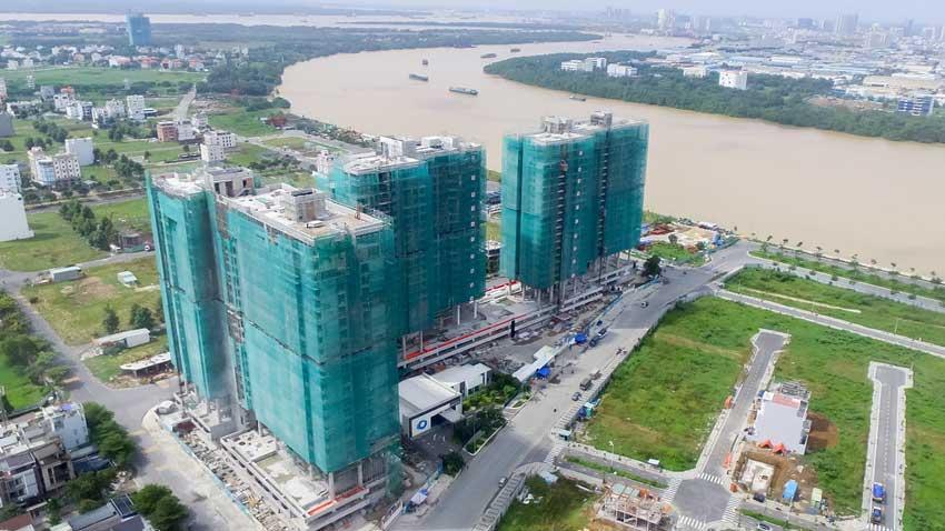 Dự án One Verandah ngắm trọn view sông Sài Gòn