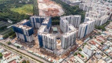 Photo of Tiến Độ Khu Đô Thị Celadon City