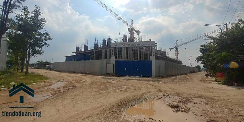 Cổng dự án CTL Tower