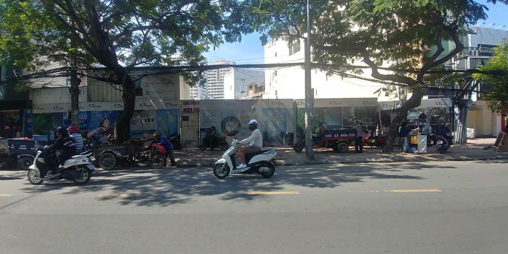 Dự án C.T Plaza Minh Châu đường Lê Văn Sỹ