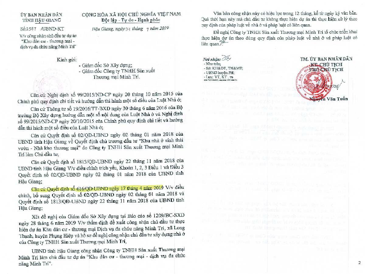 Pháp lý dụ án Thanh Niên Mekong City