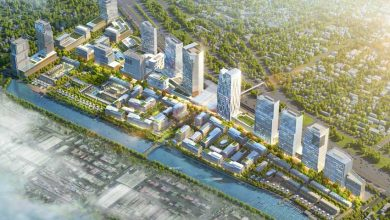 Phối cảnh dự án River City