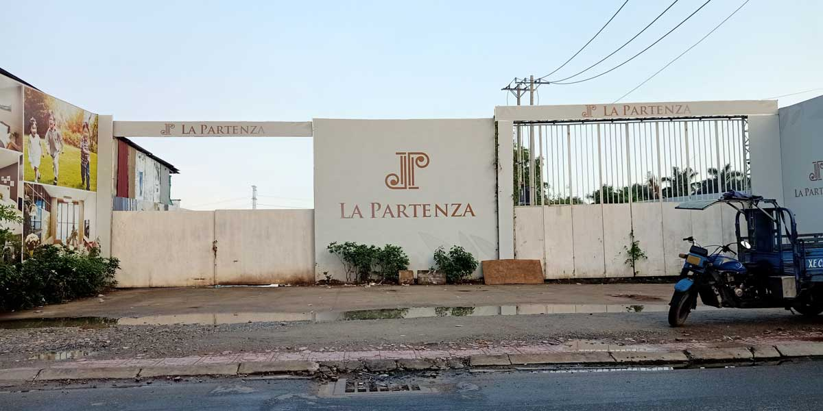 Hình ảnh dự án La Partenza