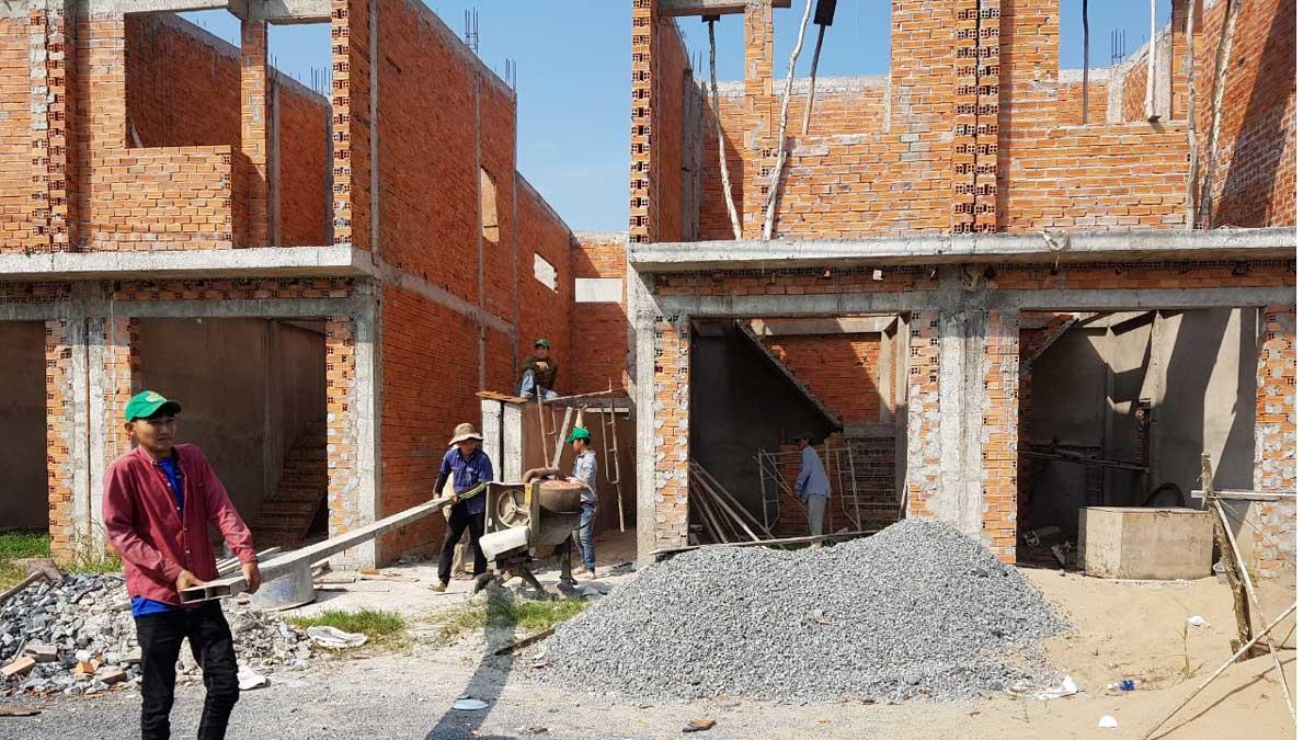Tiến độ dự án KDC Thanh Niên Mekong City