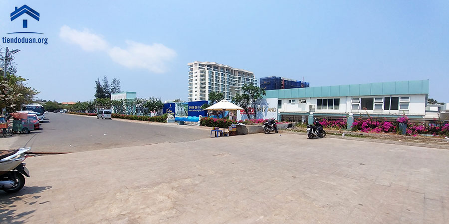 Dự án Aria Resort and Hotel